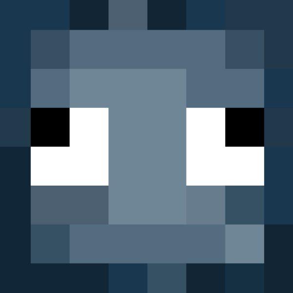Minecraft Squid Head