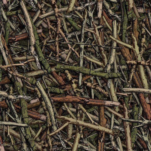 True Stick 22 Camouflage