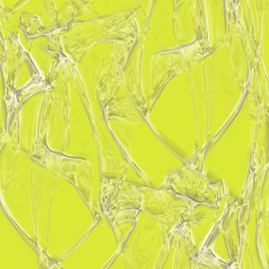 Water Flowing Yellow