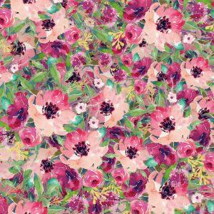 Watercolor Flowers 24