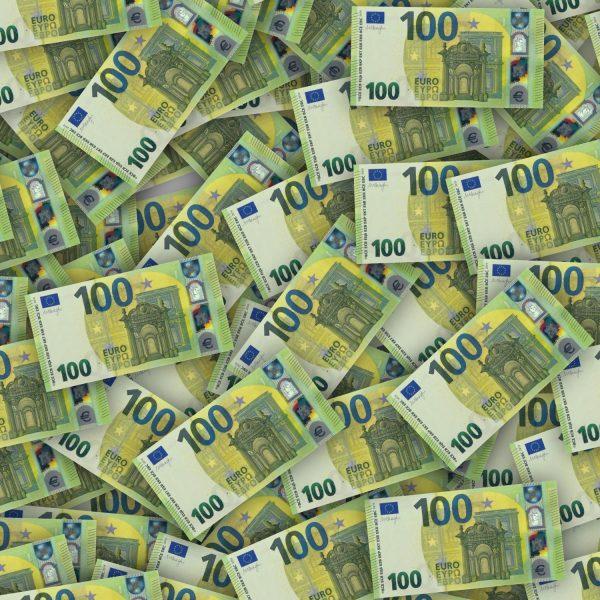 100 Euro 22