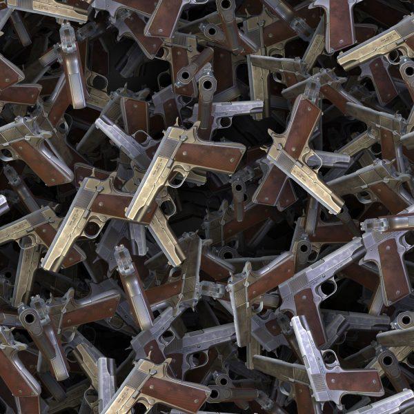 1911 Pistols 22