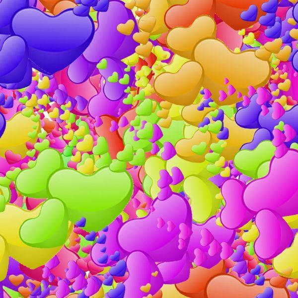 Hearts a Flutter 24