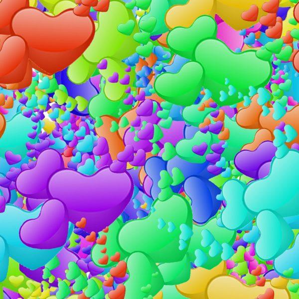 Hearts a Flutter 25
