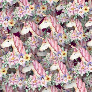 Watercolor Unicorns 25