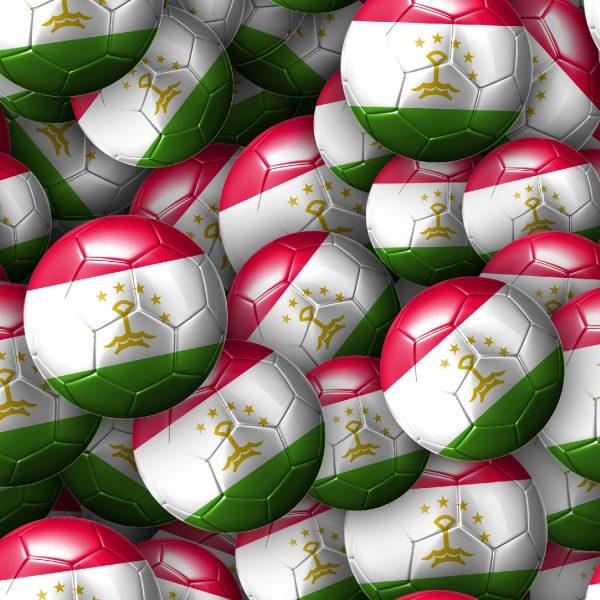 Tajikistan Soccer Balls