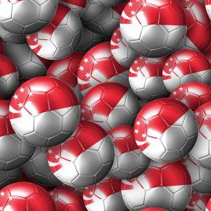 Singapore Soccer Balls