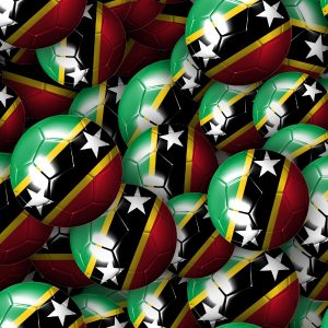 Saint Kitts and Nevis Soccer Balls
