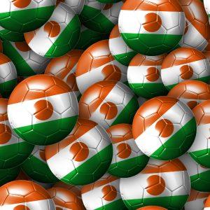 Niger Soccer Balls