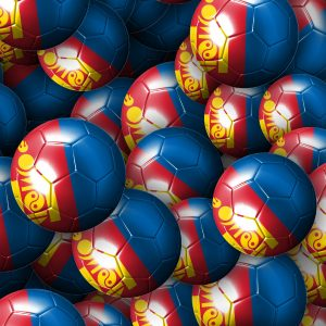 Mongolia Soccer Balls