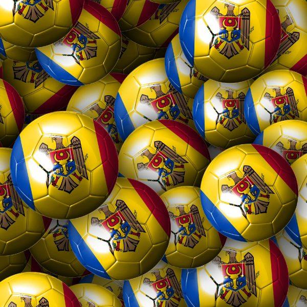 Moldova Soccer Balls