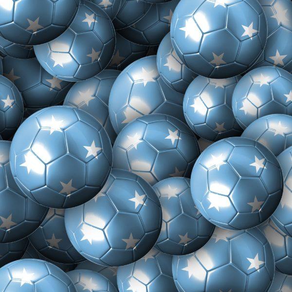Micronesia Soccer Balls