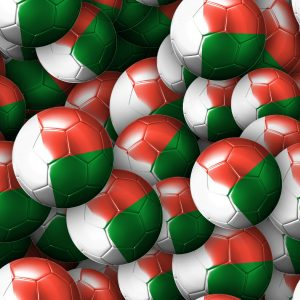 Madagascar Soccer Balls