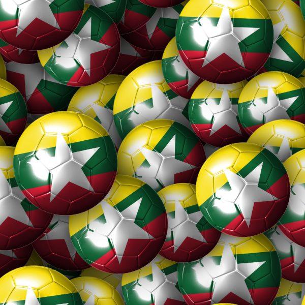 Burma Soccer Balls