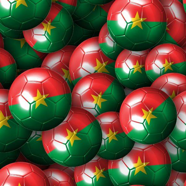 Burkina Faso Soccer Balls