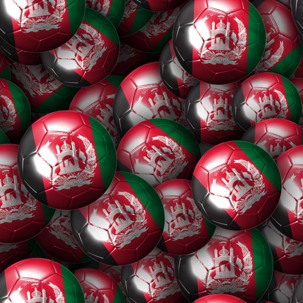 Afghanistan Soccer Balls