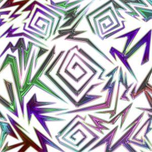 Geometric Abstract 27