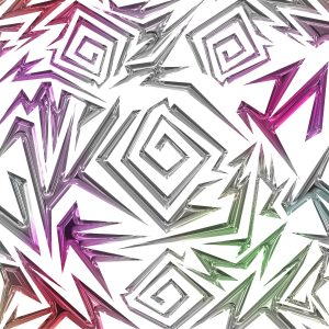 Geometric Abstract 30