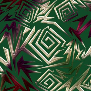Geometric Abstract 293