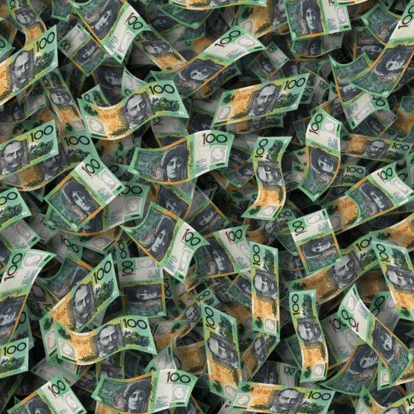 Falling Australian Dollars 22