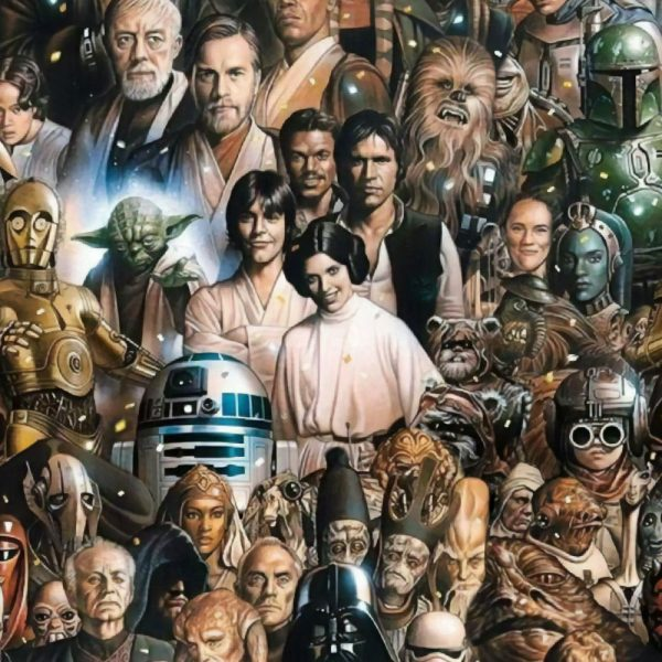Star Wars All Characters 22