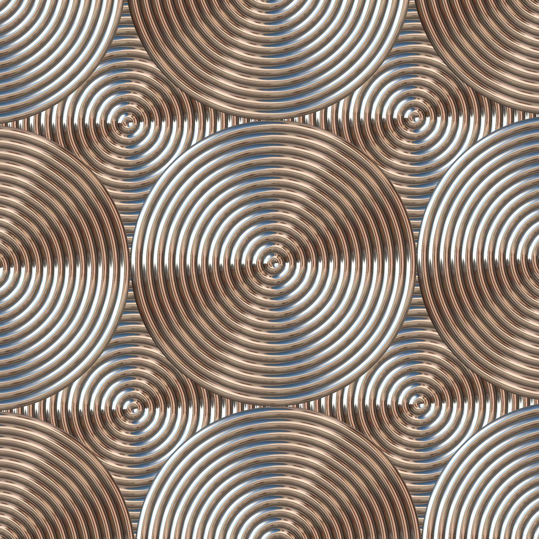 Bronze Spirals
