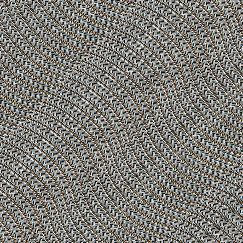 Silver Herringbone Chain