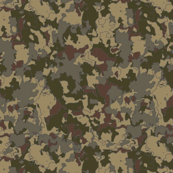 Game Gear Summer Camouflage