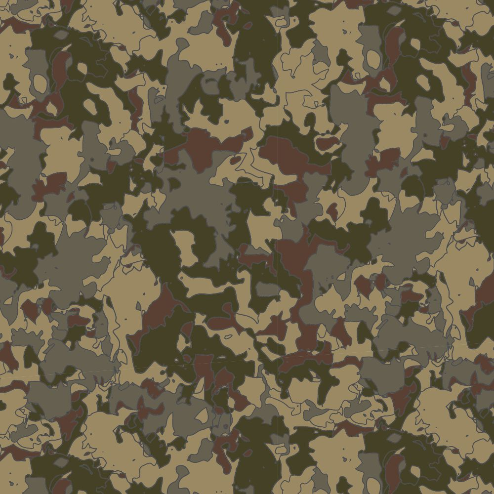 Game Gear Summer Camouflage