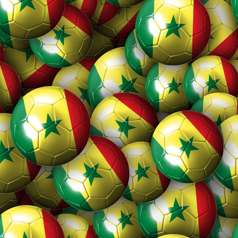 Senegal Soccer Balls
