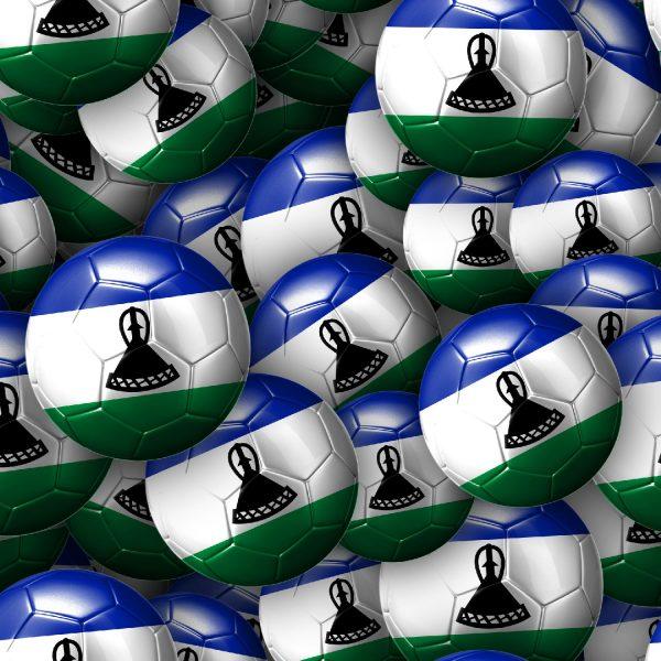 Lesotho Soccer Balls