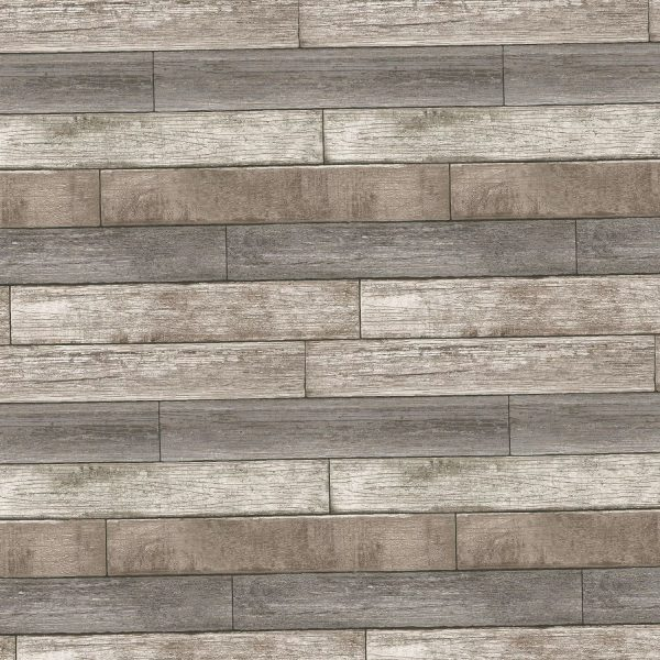 Multi Gray Wood Planks