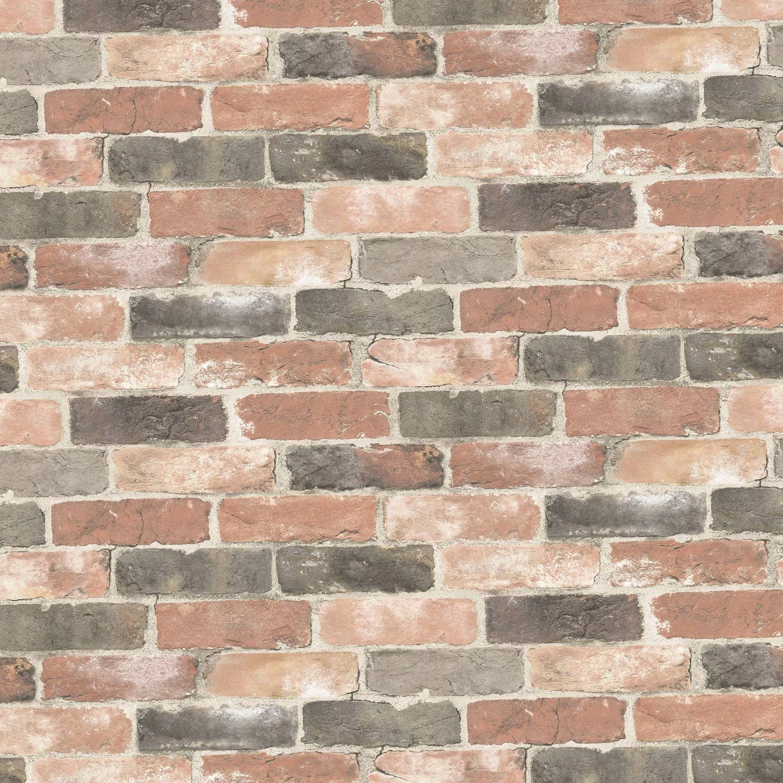 Used Brick Wall