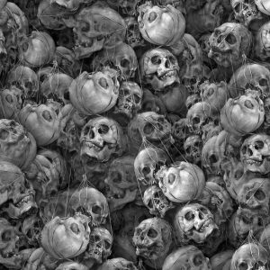Basket of Skulls 23