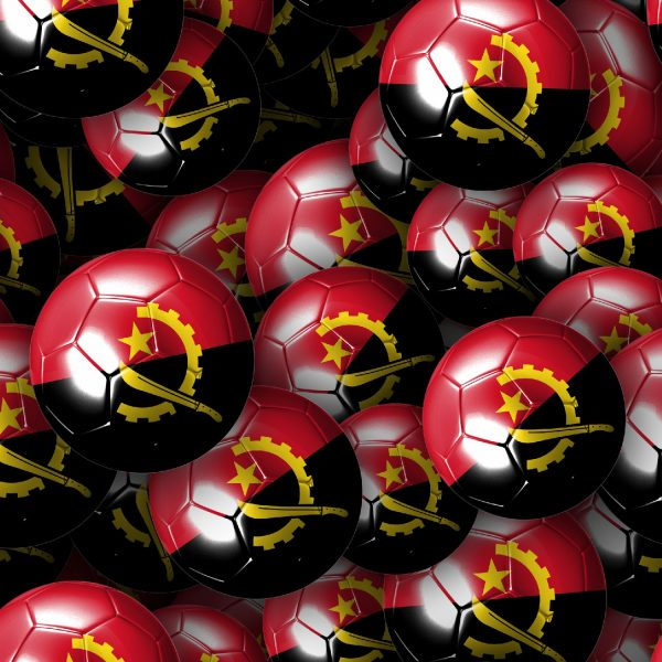 Angolia Soccer Balls