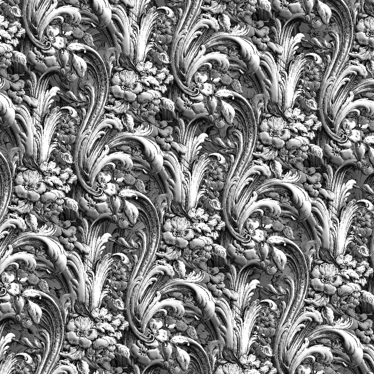 Acanthus Scrollwork 24