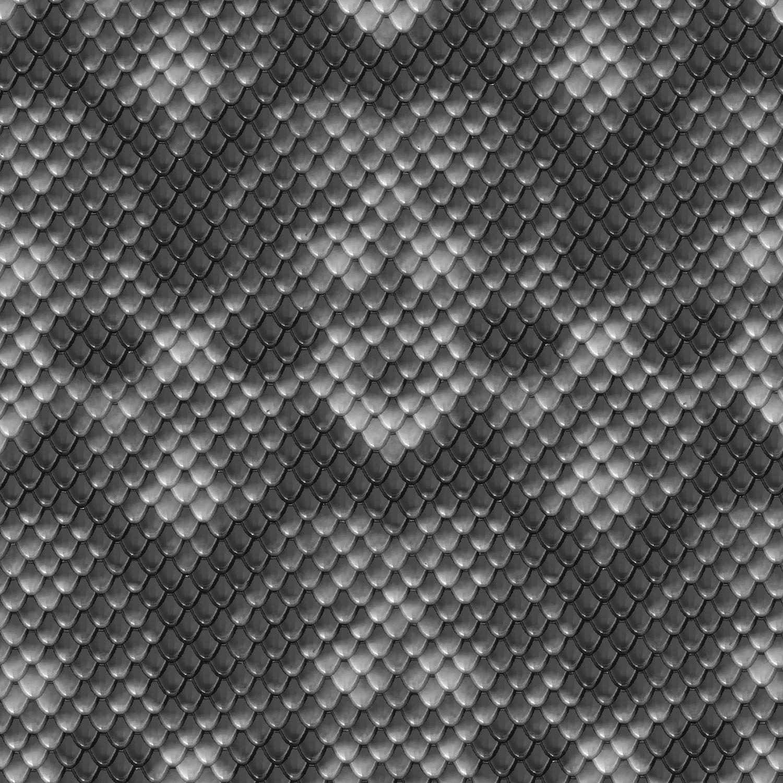 Gray Snakeskin Overlay