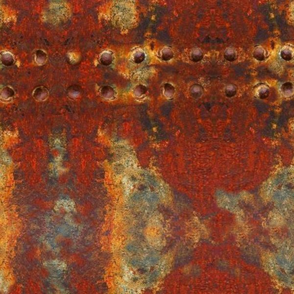 Rusty Riveted Steel 26
