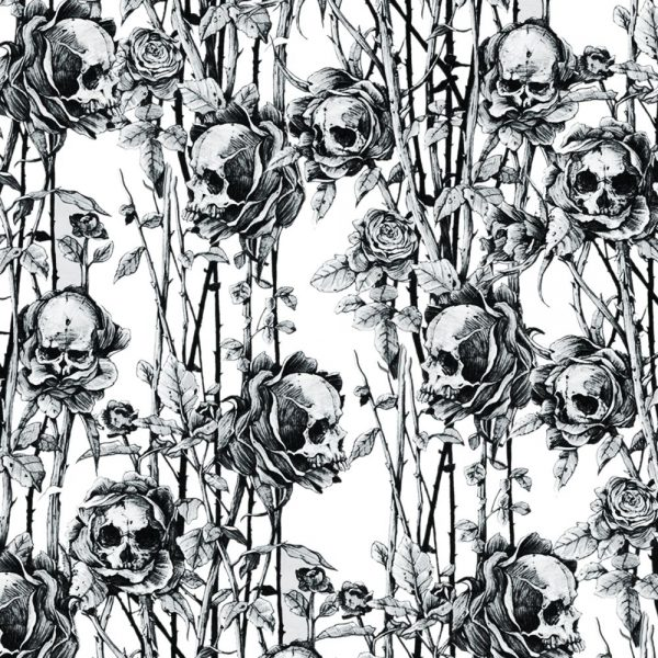 Skulls and Roses 28