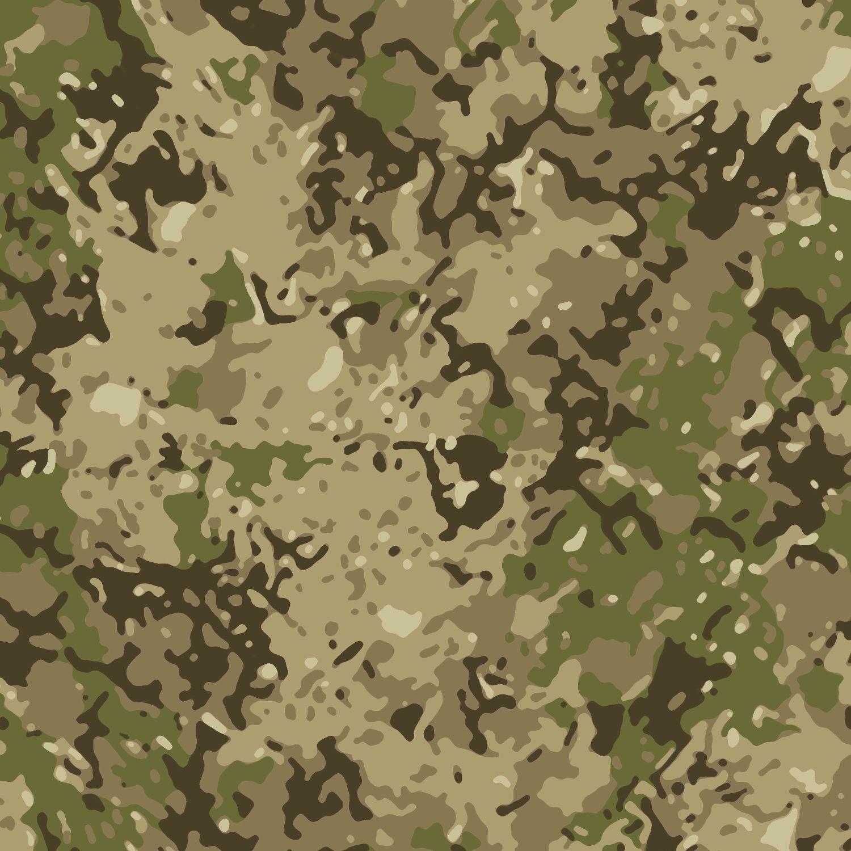 Dry Scrub Camouflage