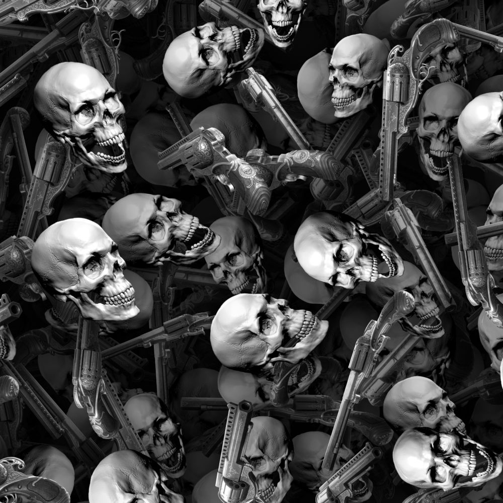 Skulls and Pistols 22