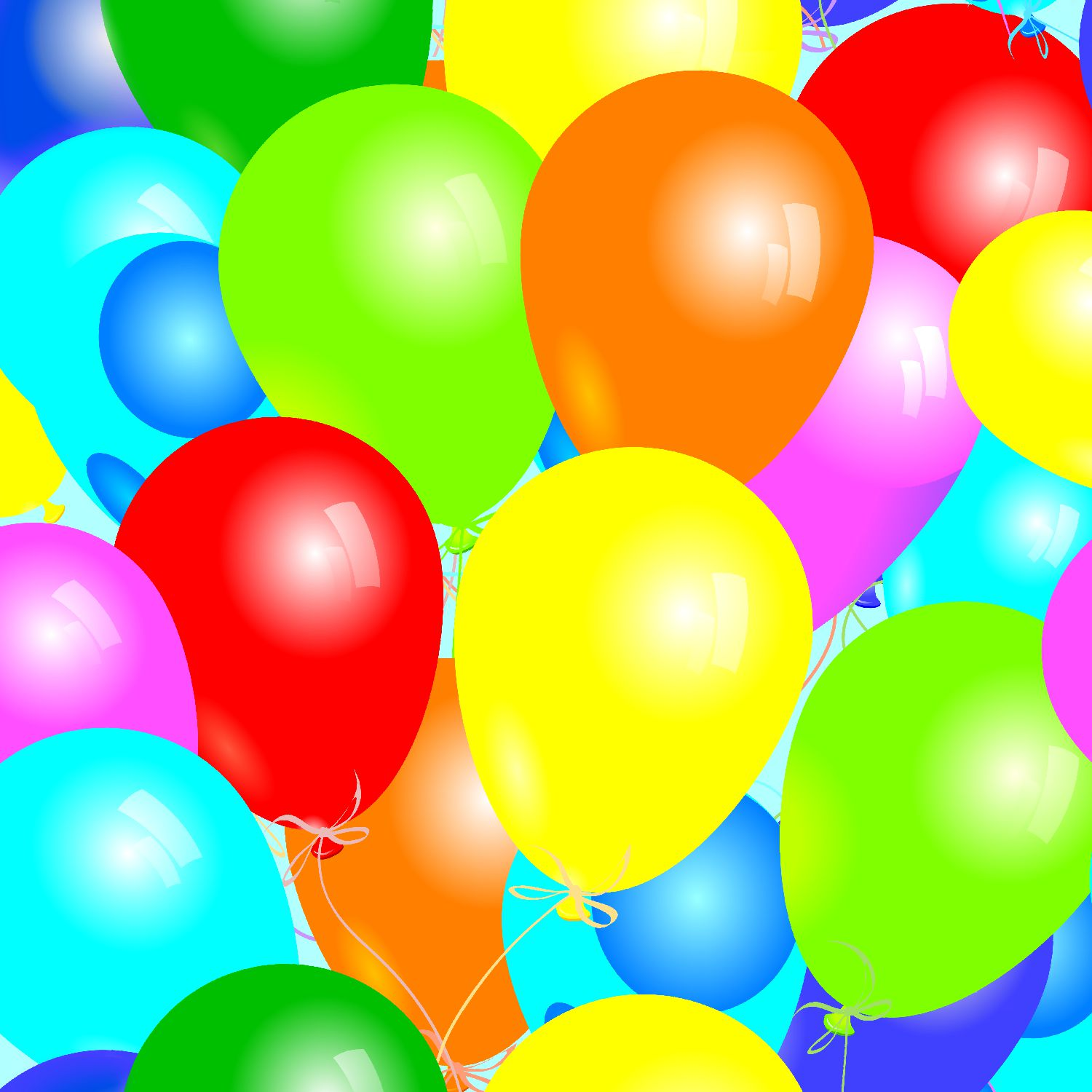 Party Balloons 24