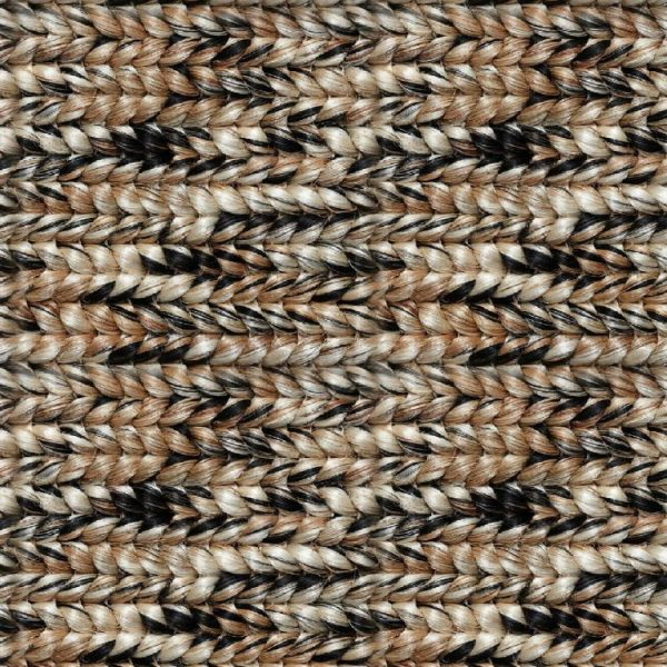 TriColor Jute Weave