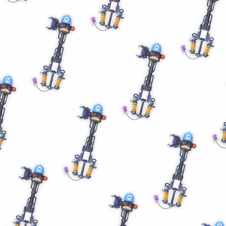 Kingdom Hearts Happy Gear Keyblade