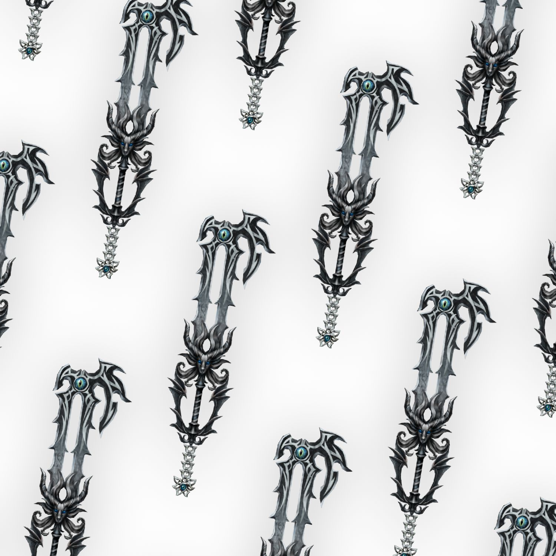 Kingdom Hearts No Name Keyblade