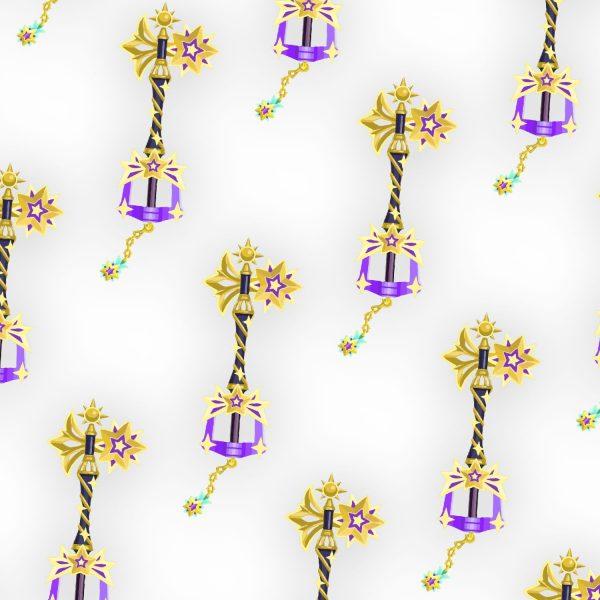 Kingdom Hearts Starlight Keyblade 23