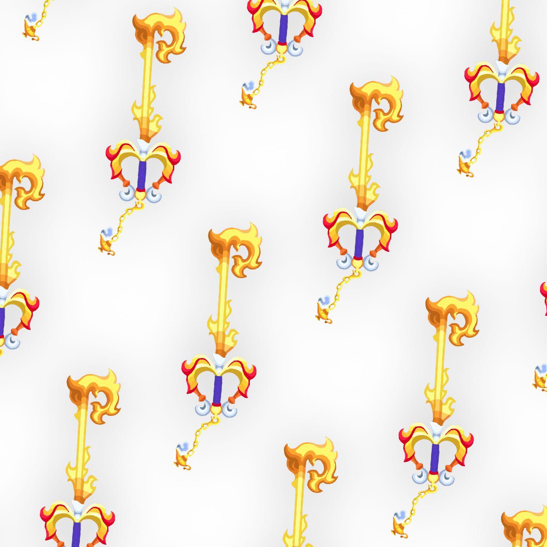 Kingdom Hearts Three Wishes Keyblade 22