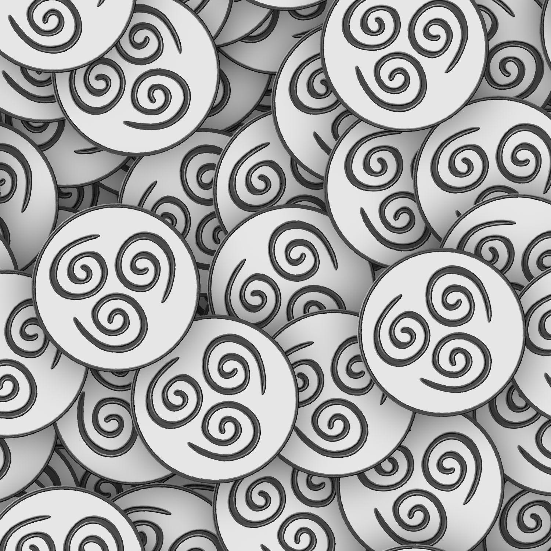 Avatar Air Symbols
