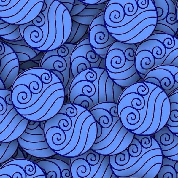Avatar Water Symbols