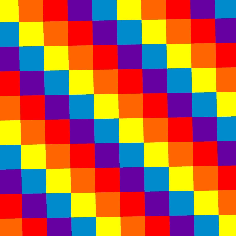 Cube Rainbow 22